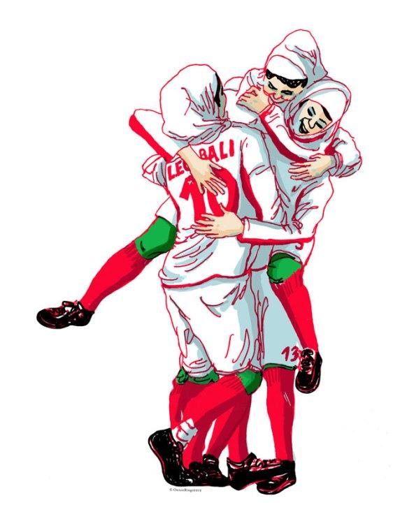 Futsal_Femmes_argent_Iran-Japon
