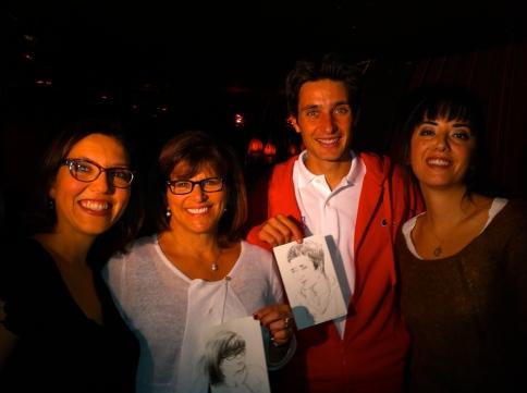 Les Onions, Jason Lamy-Chappuis et Annette Lamy-Chapuis sa maman